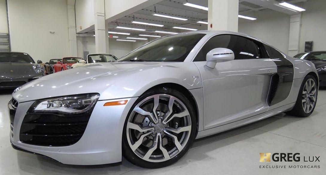 2010 Audi R8 5.2L #0