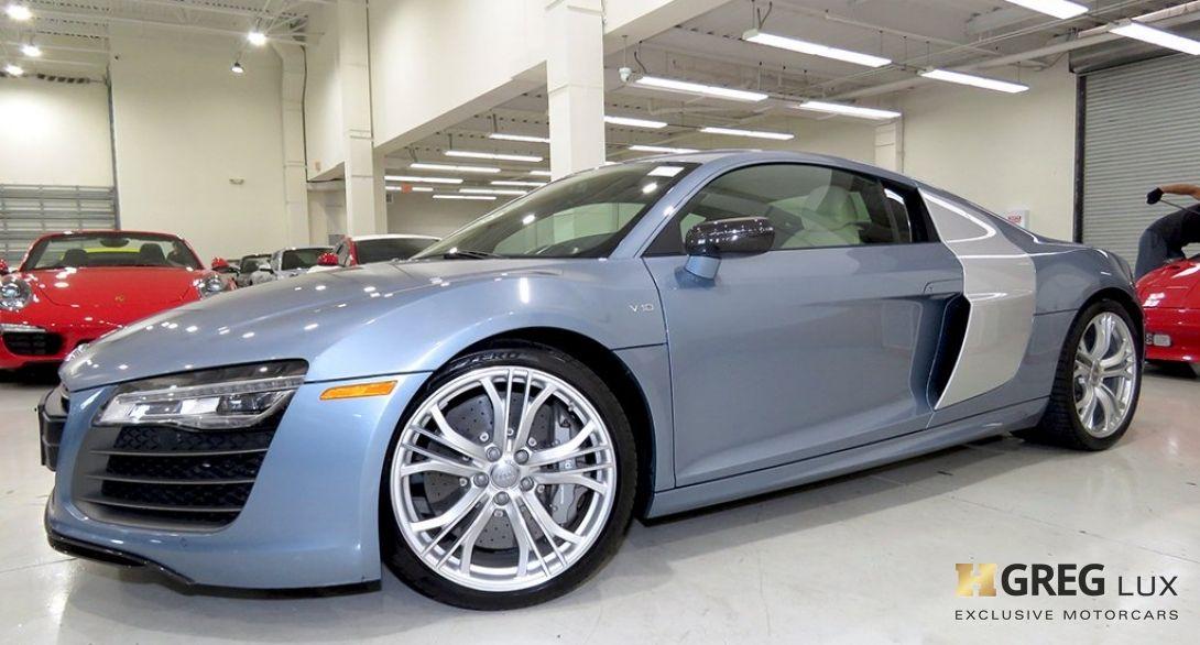 2014 Audi R8 V10 plus #0