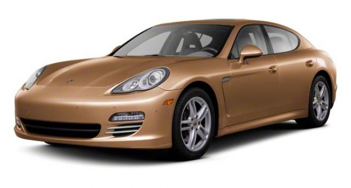 2010 Porsche Panamera Turbo #0