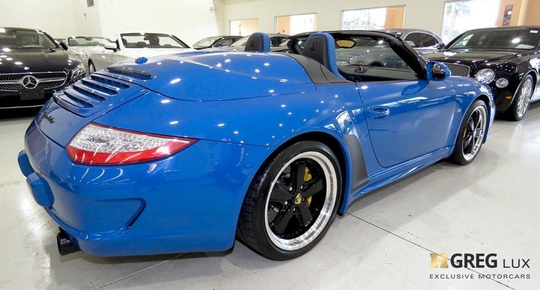 Used 2011 Porsche 911 Hgreglux