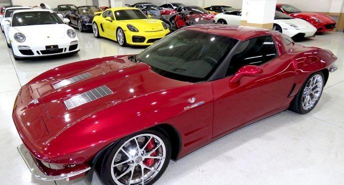 2013 Chevrolet Corvette Grand Sport 3LT #0