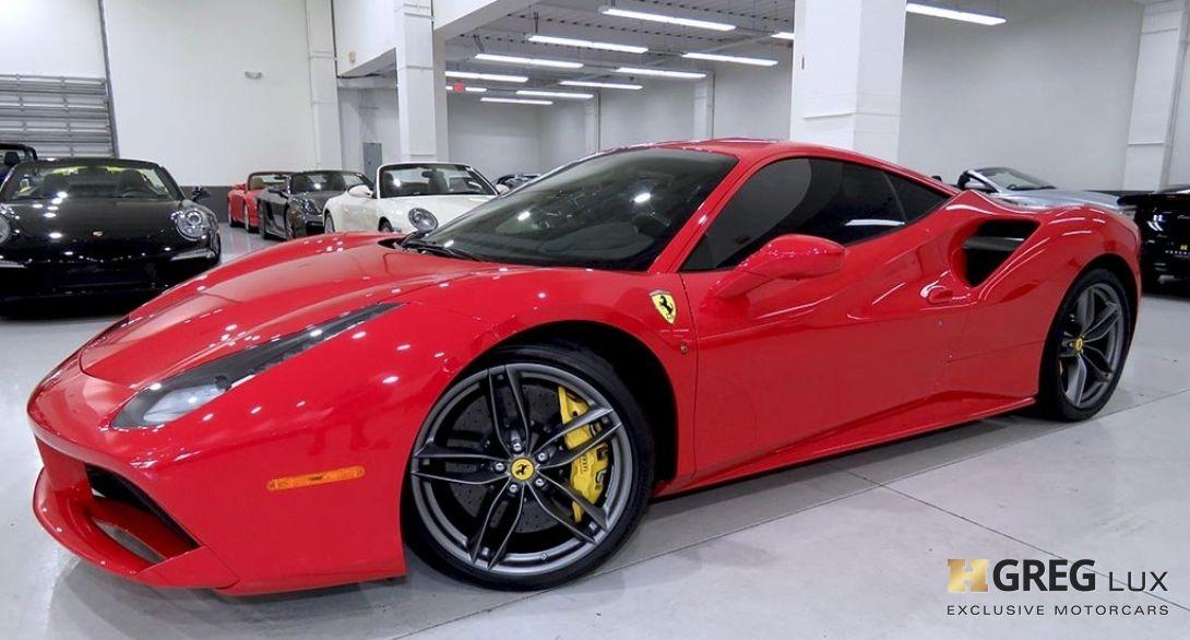 2018 Ferrari 488 GTB  #0