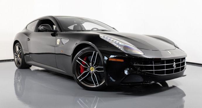 2012 Ferrari FF  #0