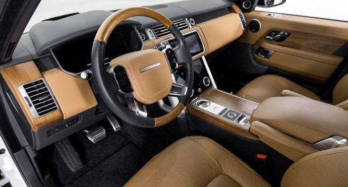 2018 Land Rover Range Rover Autobiography #1