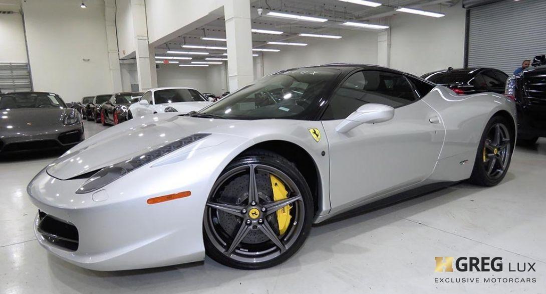 2013 Ferrari 458 Italia  #0