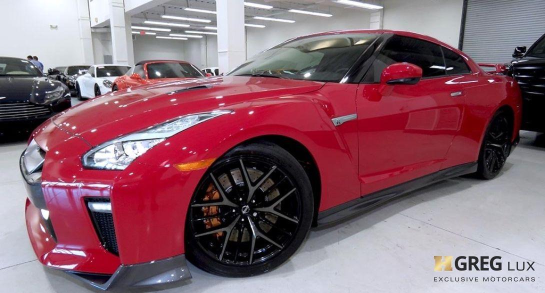 2017 Nissan GT R Premium #0