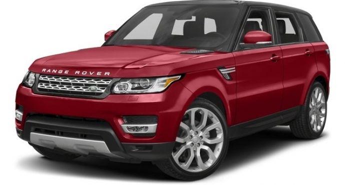 2017 Land Rover Range Rover Sport Autobiography #0