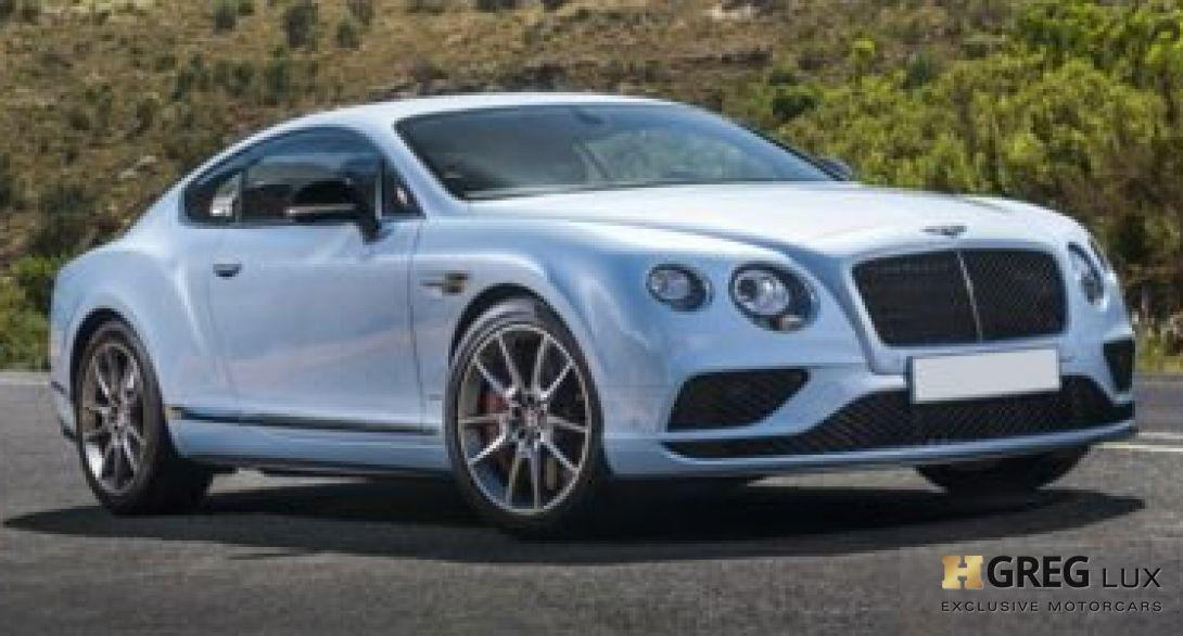 2017 Bentley Continental GT V8 S #0