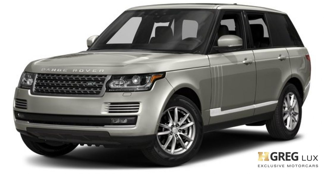 2017 Land Rover Range Rover Autobiography #0
