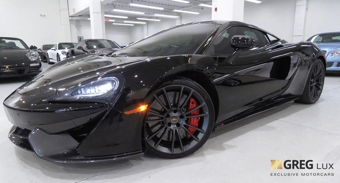 2017 McLaren 570S Base #0