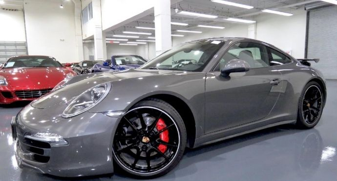 2013 Porsche 911 Carrera 4S #0