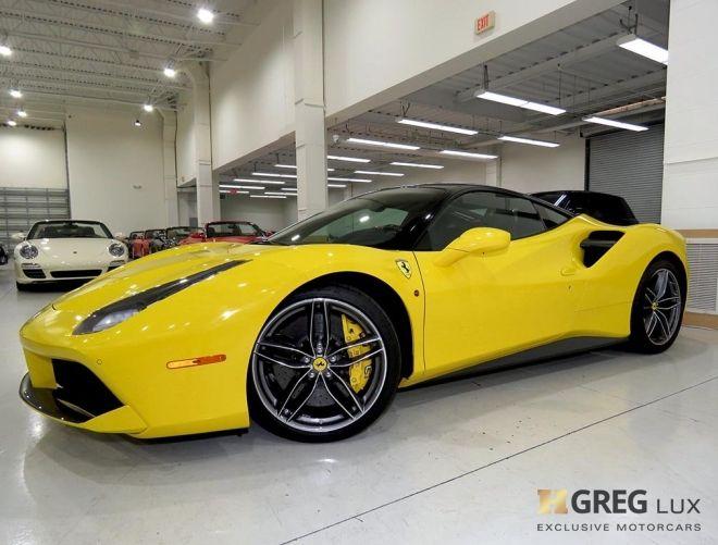 2017 Ferrari 488 GTB  #0