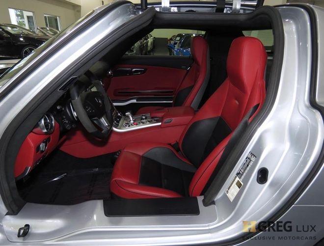 2011 Mercedes Benz SLS AMG SLS AMG #1