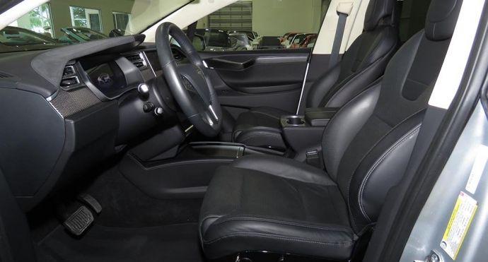 2016 Tesla Model X 90D #1