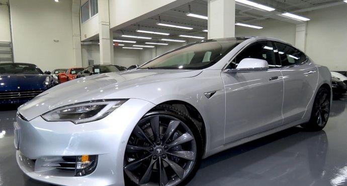 2017 Tesla Model S 90D #0