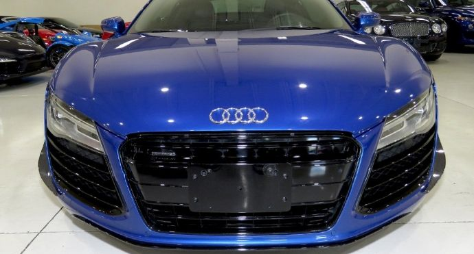 2015 Audi R8 V10 #1