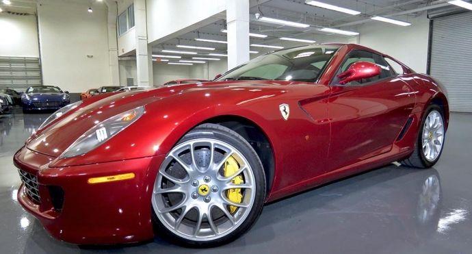 2008 Ferrari 599 GTB Fiorano  #0
