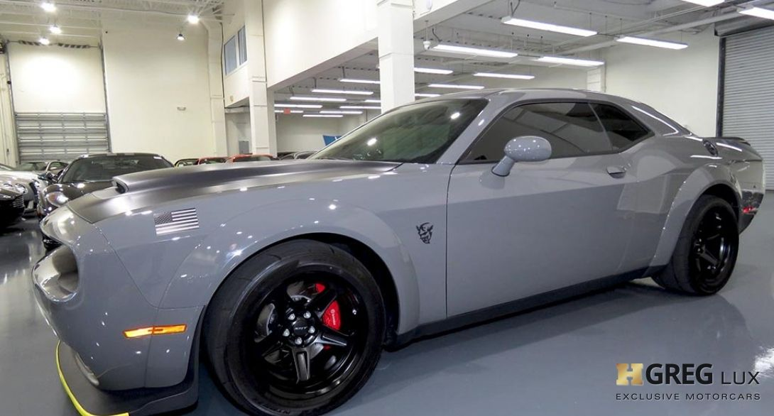 Used 2018 Dodge Challenger | HGregLux com