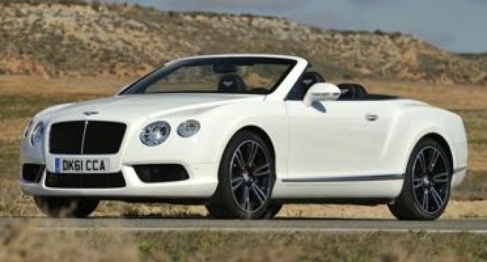 2014 Bentley Continental GT V8 GT V8 Convertible #0