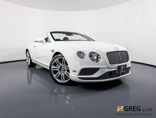 2017 Bentley Continental GT #0