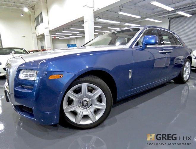 2011 Rolls Royce Ghost  #0