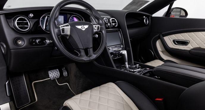2016 Bentley Continental GT V8 S #1