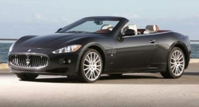 2015 Maserati GranTurismo Convertible Base #0