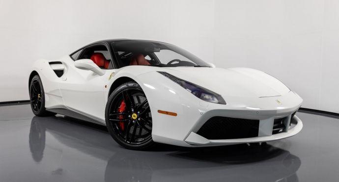 2016 Ferrari 488 GTB  #0