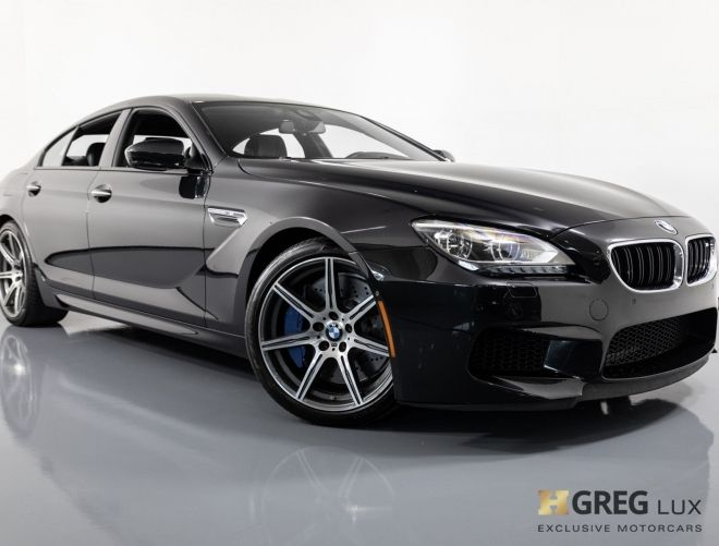 2015 BMW M6 Gran Coupe #0