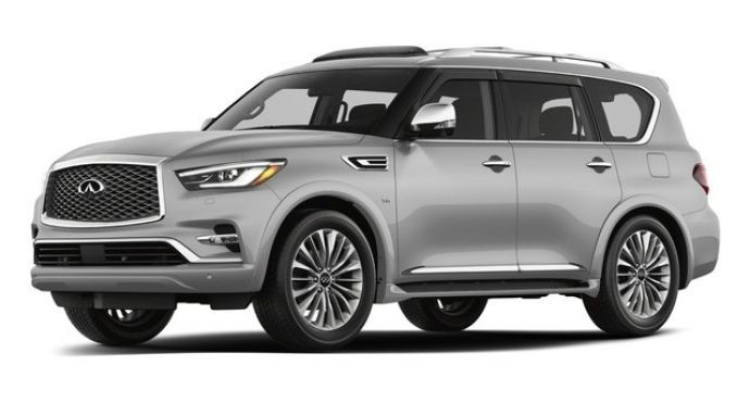 2018 INFINITI QX80 Deluxe Technology Package #0