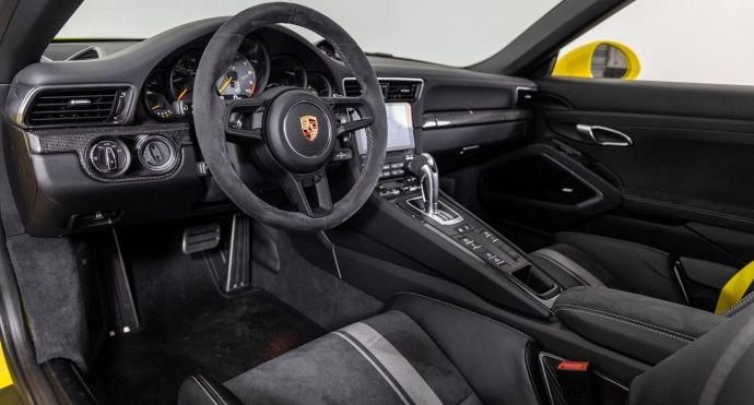 2018 Porsche 911 GT3 #1