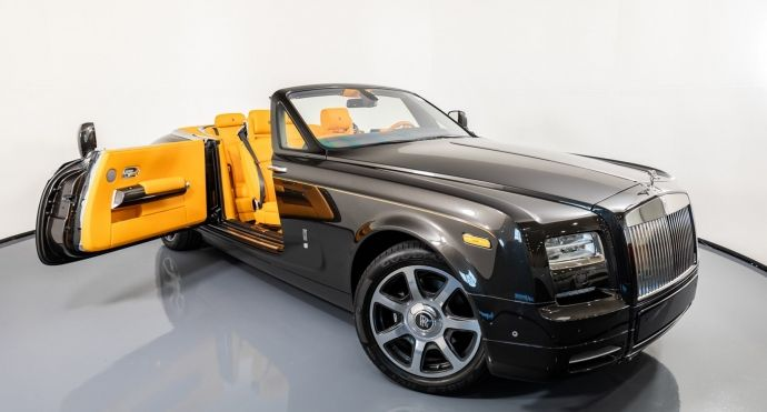 2014 Rolls Royce Phantom Coupe Drophead #0