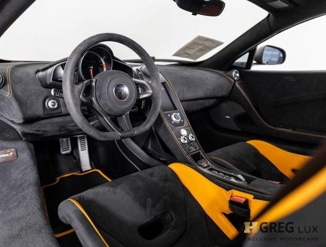 2016 McLaren 675LT  #1