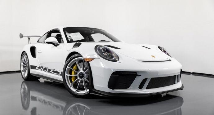 2019 Porsche 911 GT3 RS #0