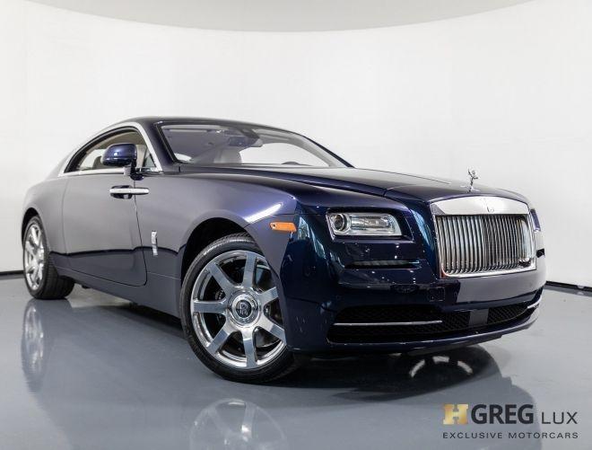 2015 Rolls Royce Wraith  #0