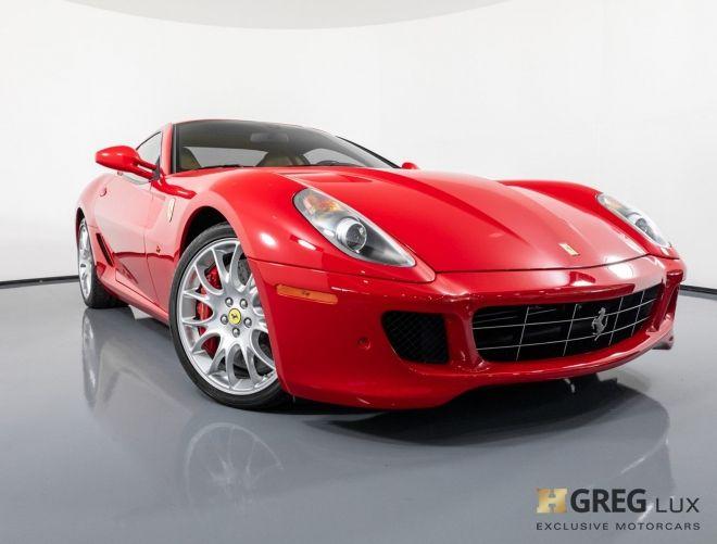 2008 Ferrari 599 GTB Fiorano F1 #0