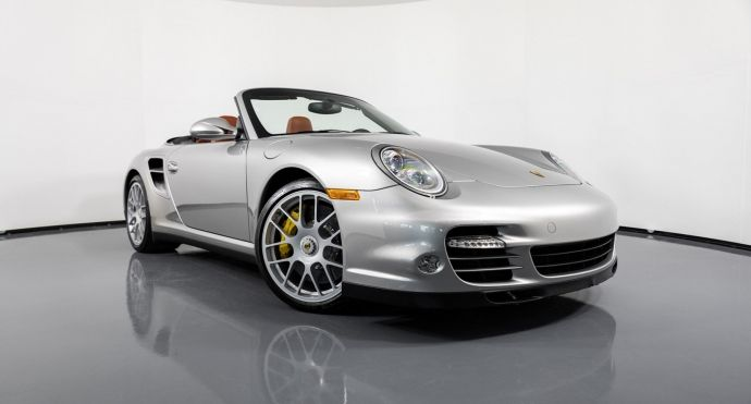 2011 Porsche 911 Turbo S #0