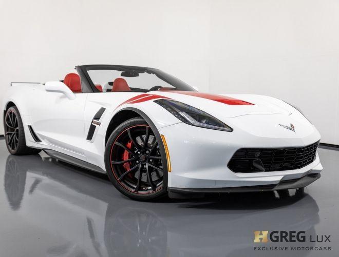 2019 Chevrolet Corvette Grand Sport 3LT #0