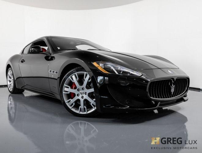 2015 Maserati GranTurismo Sport #0