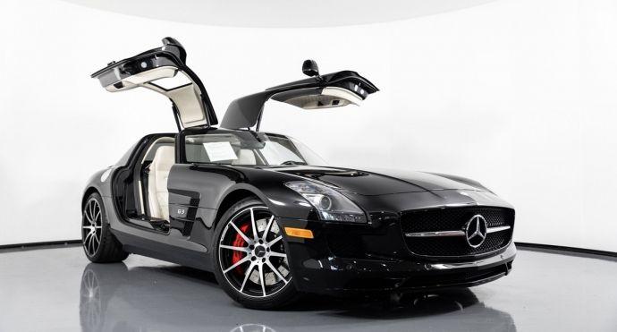 2013 Mercedes Benz SLS AMG GT SLS AMG GT #0