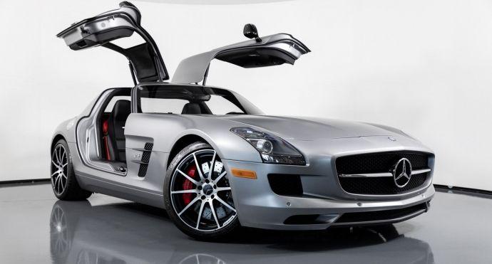 2014 Mercedes Benz SLS AMG GT SLS AMG GT #0