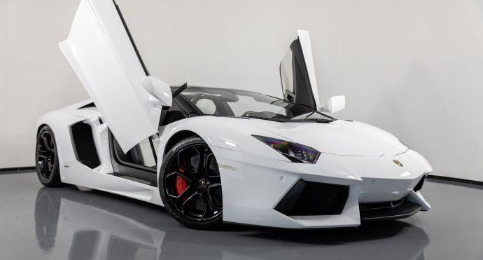 2013 Lamborghini Aventador LP700-4 #0