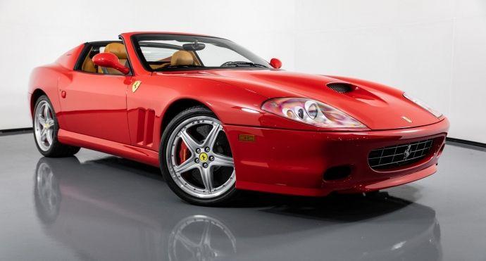 2005 Ferrari Superamerica F1A #0