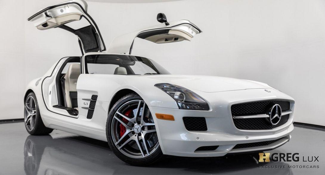 Mercedes Sls Amg Gt >> Used 2013 Mercedes Benz Sls Amg Gt Hgreglux Com