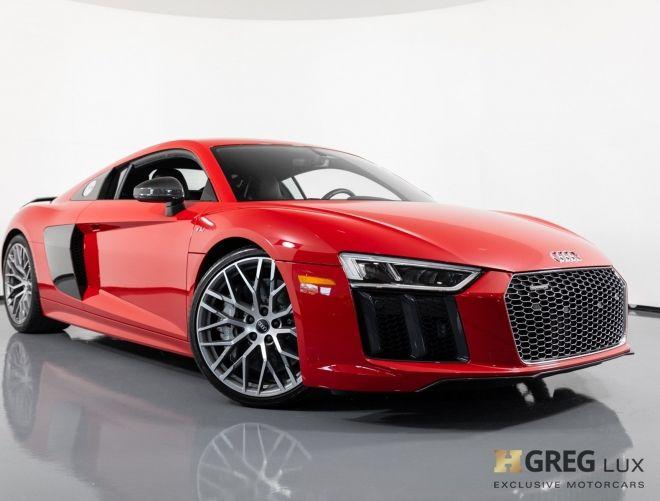 2017 Audi R8 Coupe V10 plus #0