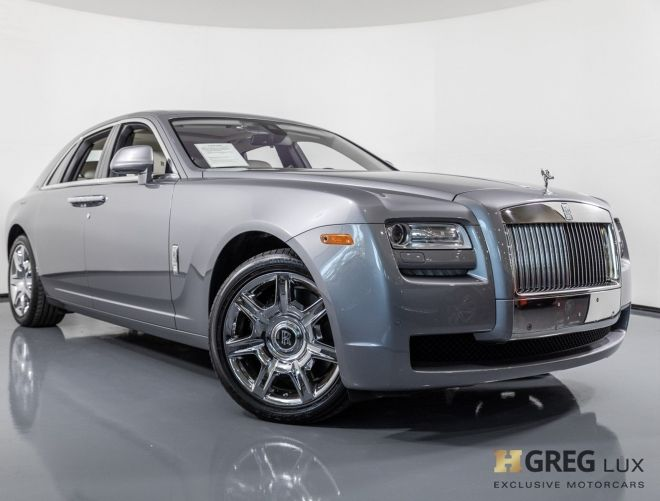 2013 Rolls Royce Ghost  #0