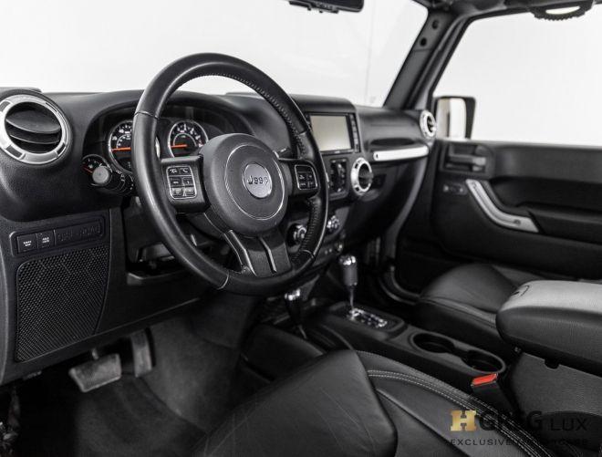 2018 Jeep Wrangler JK Unlimited Rubicon #1