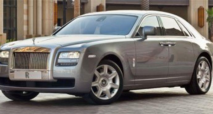 2012 Rolls Royce Ghost  #0