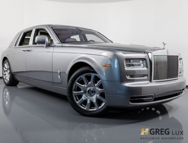 2016 Rolls Royce Phantom  #0