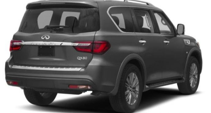 2018 INFINITI QX80 TECHNOLOGY PACKAGE #0
